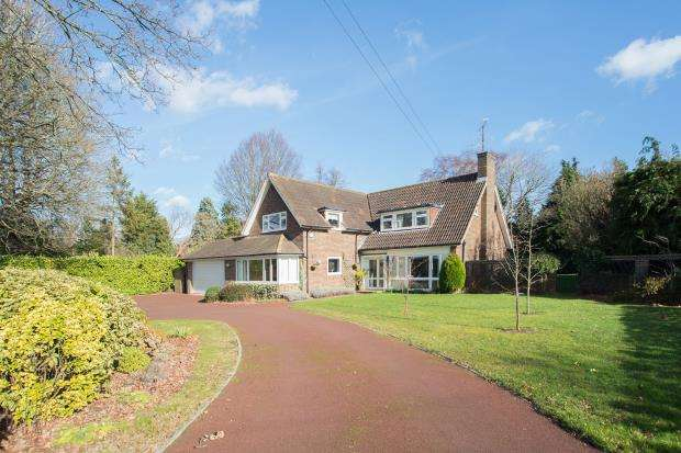 4 Bedrooms Detached House for sale in Epsom, Surrey, England