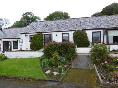 2 Bedrooms Terraced House for sale in Tan Y Graig Cottages, Talwrn Road, Pentraeth, Anglesey, LL75