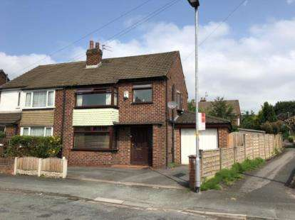 3 Bedrooms Semi Detached House for sale in Gordon Avenue, Woolston, Warrington, Cheshire