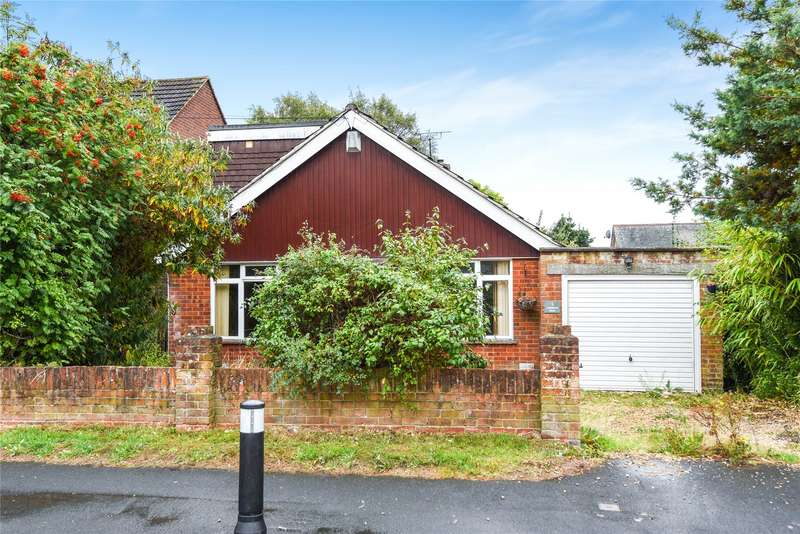 4 Bedrooms Detached Bungalow for sale in Richmond Road, College Town, Sandhurst, Berkshire, GU47