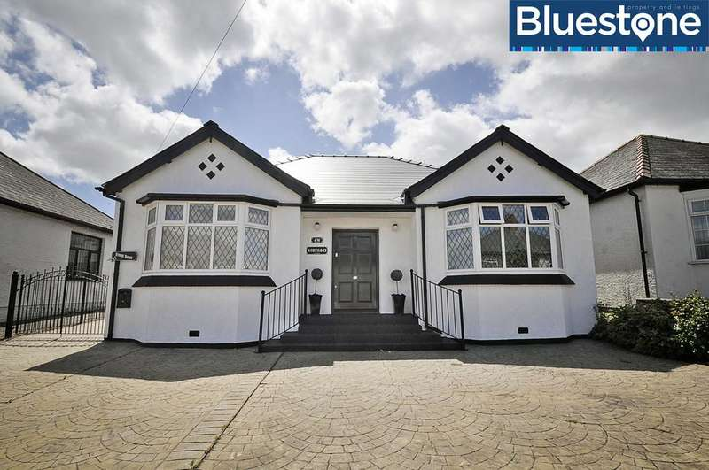 2 Bedrooms Detached Bungalow for sale in Caerleon Road, Newport