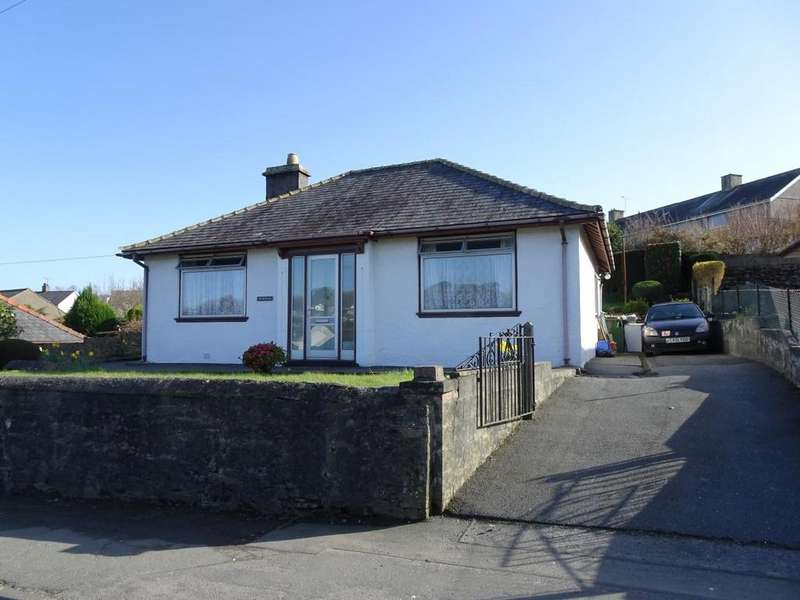 2 Bedrooms Detached Bungalow for sale in Minffordd Road, Penrhyndeudraeth
