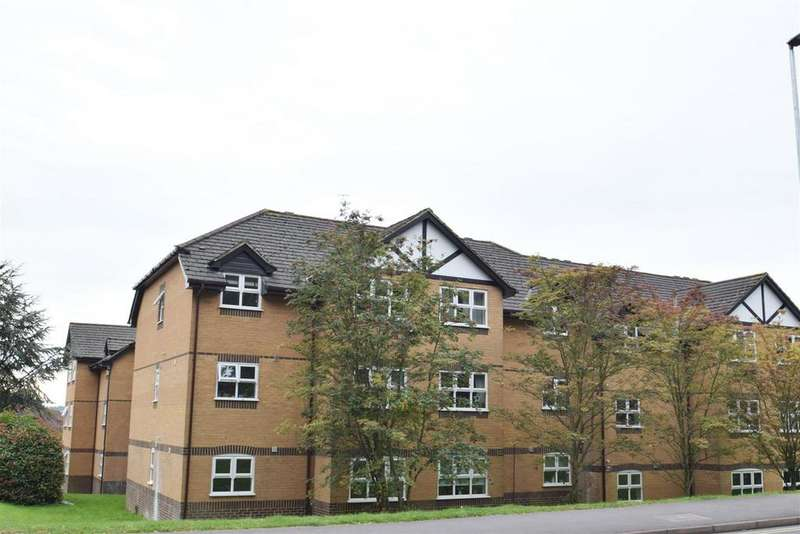 2 Bedrooms Apartment Flat for sale in Waller Court, Caversham, Reading