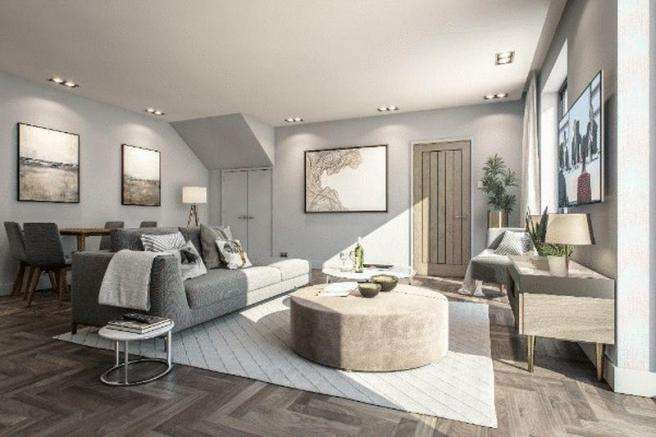 3 Bedrooms Flat for sale in Ordsall Lane, Salford