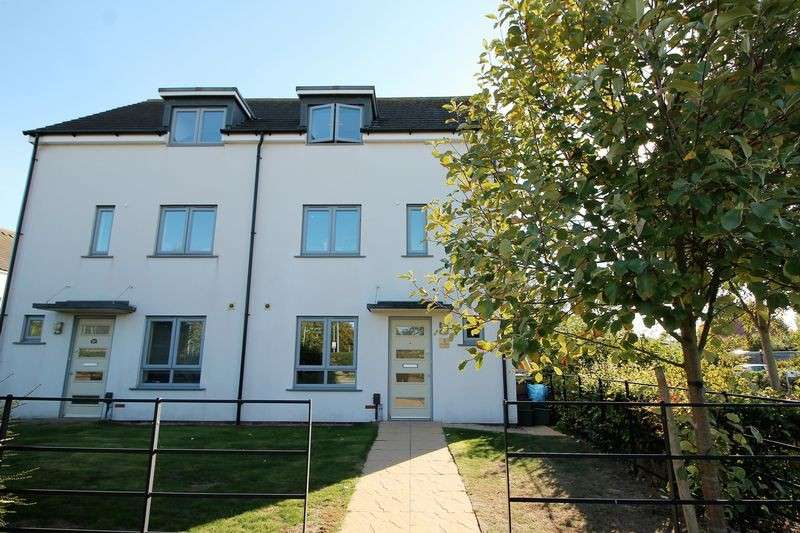 4 Bedrooms Detached House for sale in Saw Mills End, Barnwood, Gloucester