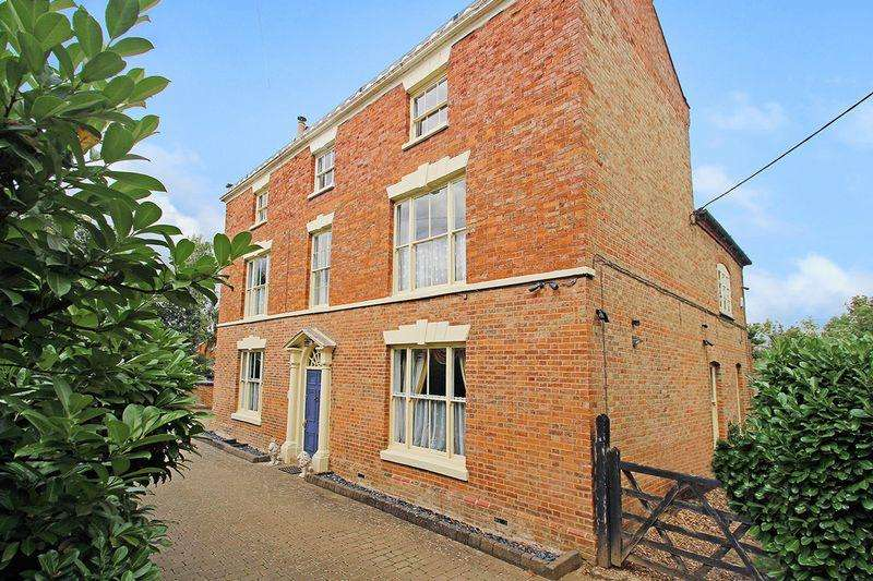 6 Bedrooms Detached House for sale in Coventry Road, Brinklow