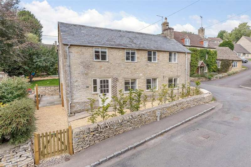 4 Bedrooms Detached House for sale in North Cerney, Cirencester, Gloucestershire