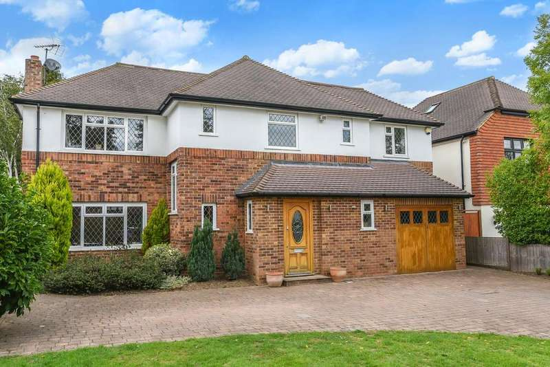 5 Bedrooms Detached House for sale in Berens Way, Chislehurst