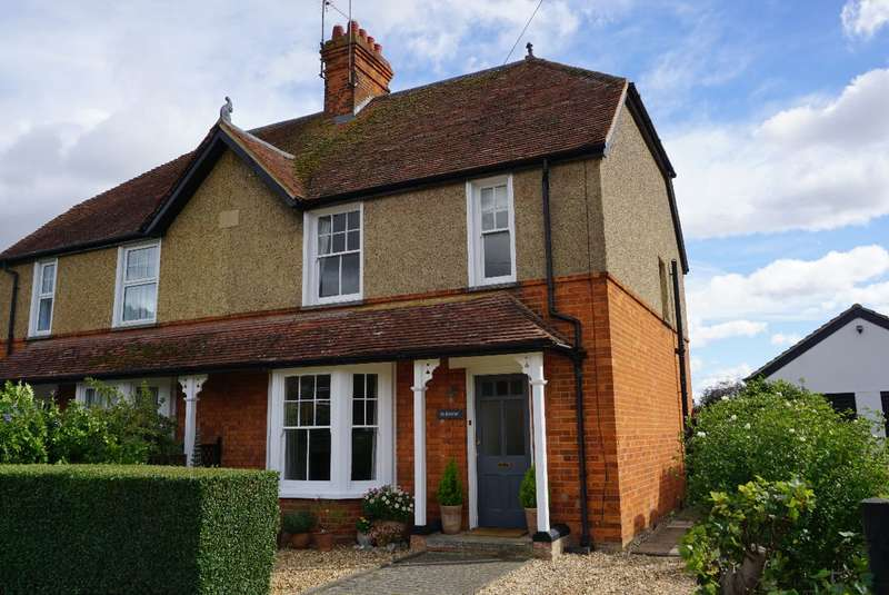 3 Bedrooms Semi Detached House for sale in NORFOLK ROAD, TURVEY