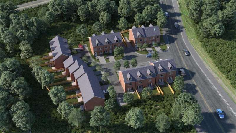 2 Bedrooms Mews House for sale in Stockport Road, Mottram, Hyde