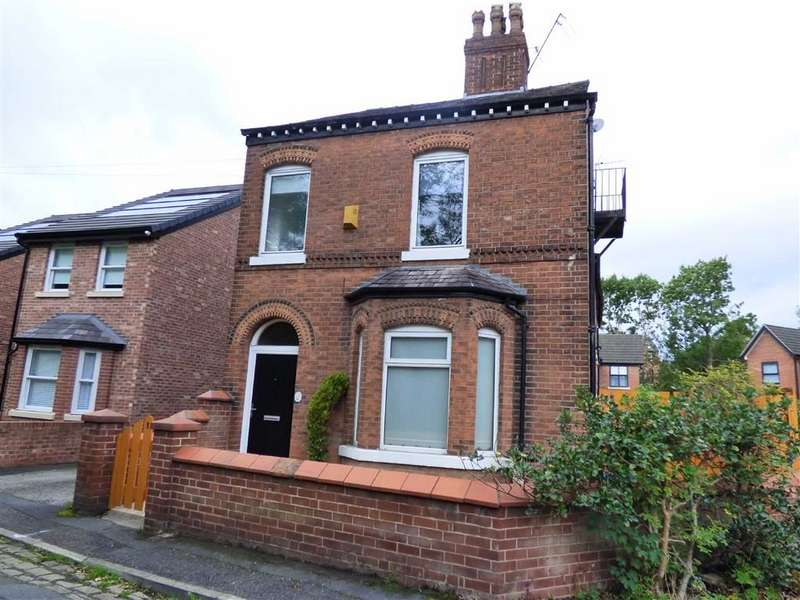 4 Bedrooms Semi Detached House for sale in Cape Street, Withington, Manchester, M20