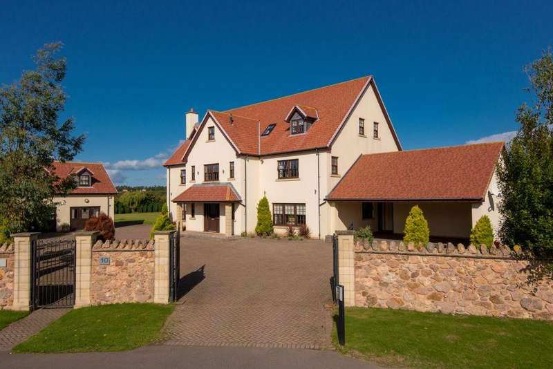 6 Bedrooms Detached House for sale in 10 The Village, Archerfield, Dirleton, East Lothian, EH39 5HT