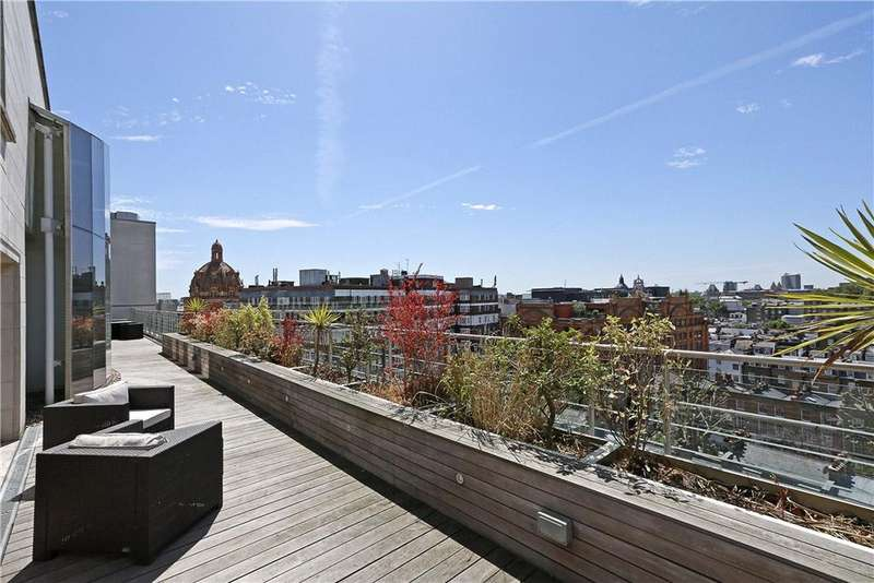 6 Bedrooms Flat for sale in Lancelot Place, Knightsbridge, London, SW7