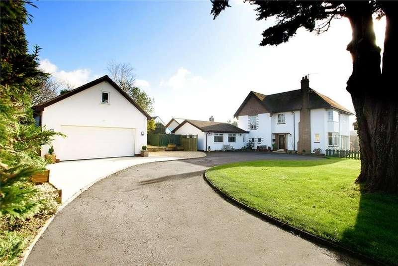 5 Bedrooms Detached House for sale in Beavor Lane, Axminster, Devon, EX13