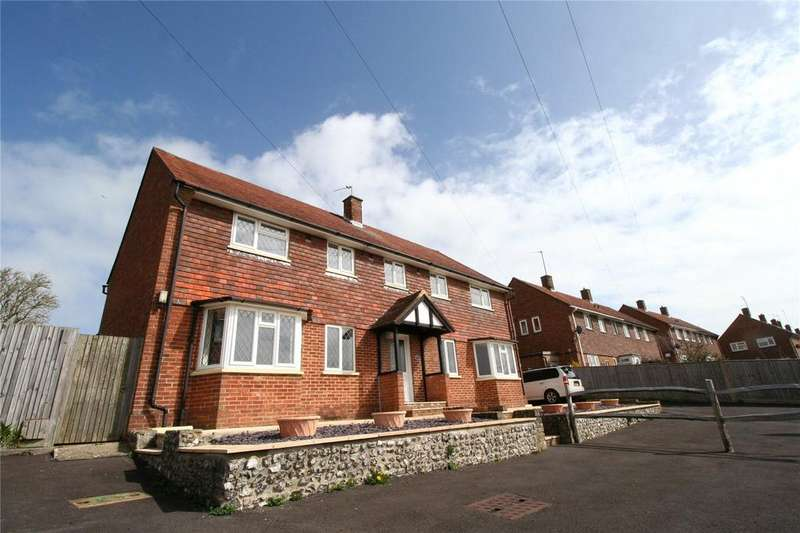 4 Bedrooms Semi Detached House for sale in Bowley Road, Hailsham, East Sussex, BN27