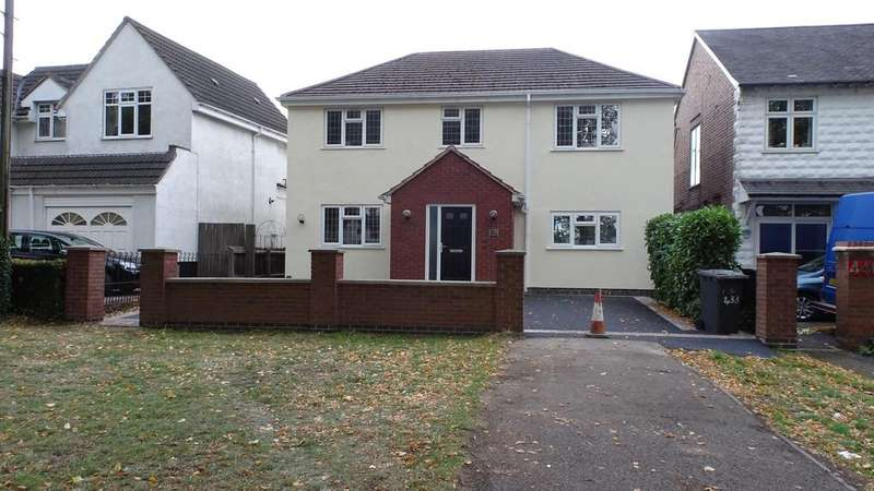 5 Bedrooms Detached House for sale in Welford Road, Knighton, Leicester, LE2