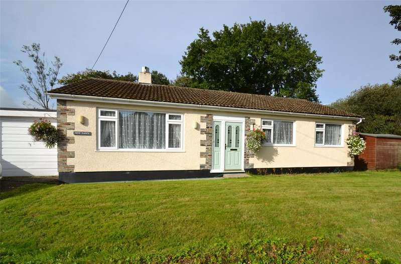 3 Bedrooms Detached Bungalow for sale in Lockengate, Bugle