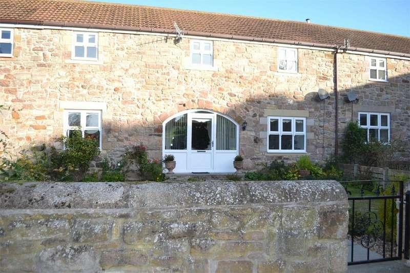 3 Bedrooms Terraced House for sale in Springbank, 2 Doddington Mill, Doddington, Wooler, Northumberland