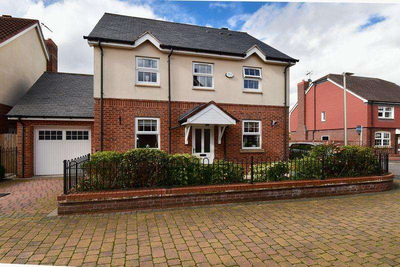 4 Bedrooms Detached House for sale in Galloway Green, Lower Heath detached, 4 bed, 3 receptions, 2 bath/ shower rooms