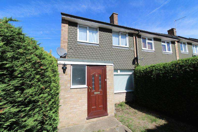 3 Bedrooms End Of Terrace House for sale in Ashbourne Way, Thatcham
