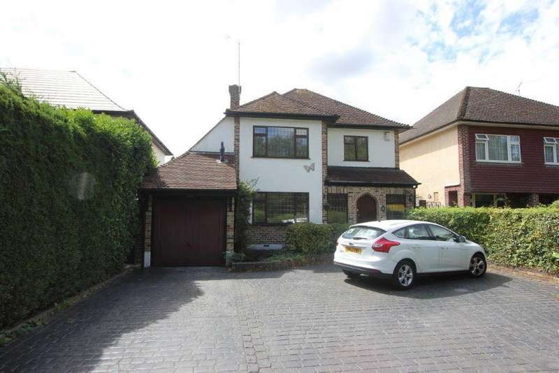 4 Bedrooms Detached House for sale in Rayleigh Road, Hutton, Brentwood