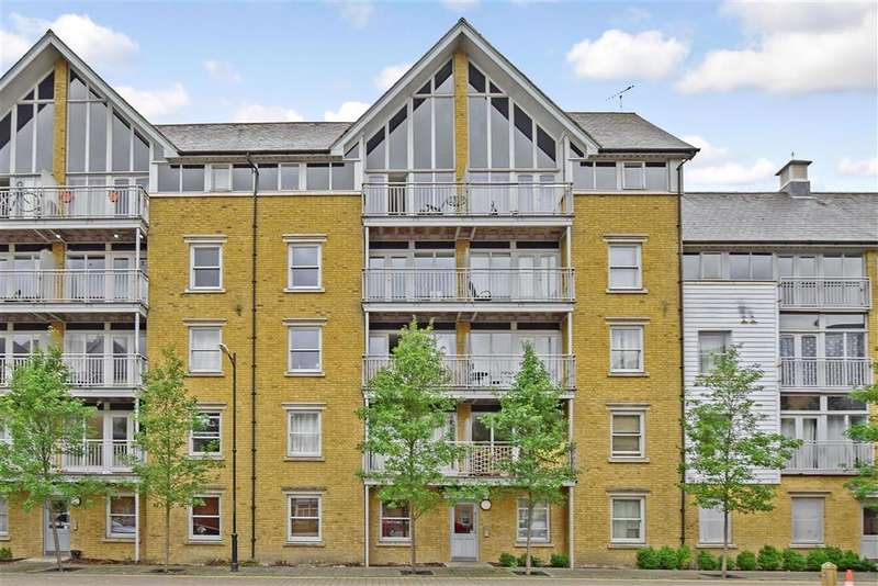 2 Bedrooms Ground Flat for sale in St. Andrews Close, , Canterbury, Kent