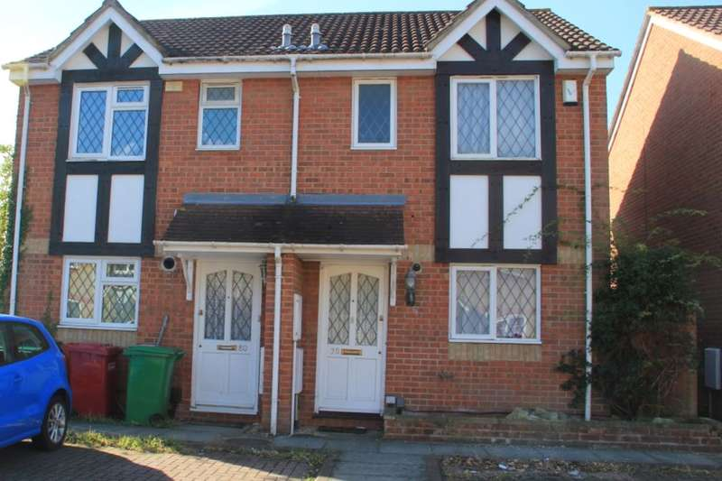 2 Bedrooms Semi Detached House for sale in Maplin Park, Langley, Slough, SL3