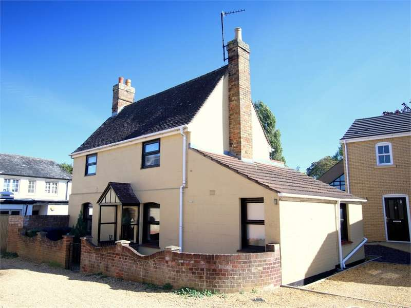 2 Bedrooms Detached House for sale in Cambridge street, ST NEOTS