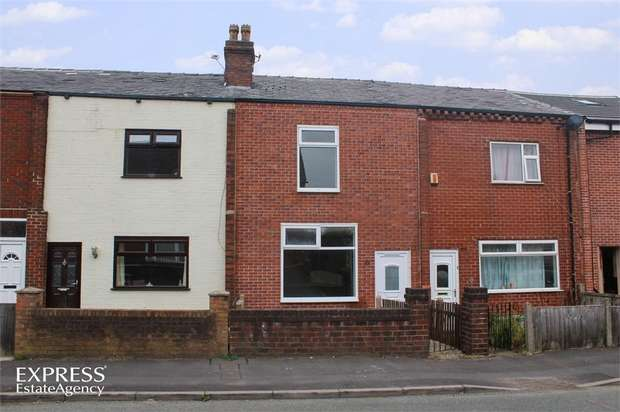 3 Bedrooms Terraced House for sale in Whitledge Road, Ashton-in-Makerfield, Wigan, Lancashire