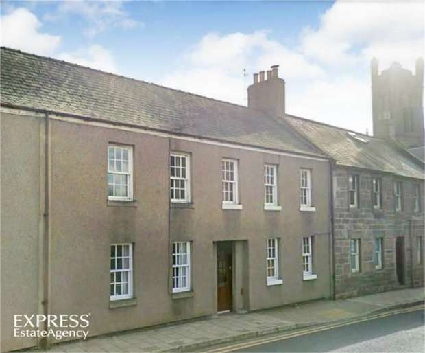 2 Bedrooms Terraced House for sale in St Mary Street, Brechin, Angus