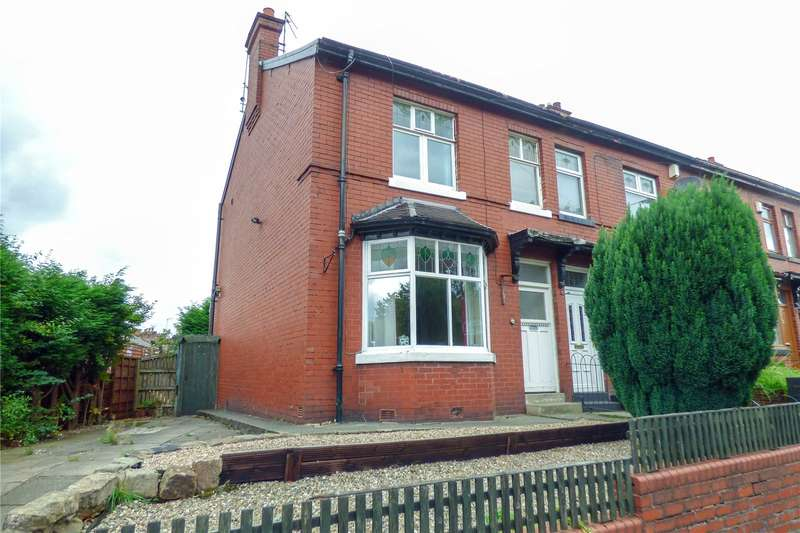 3 Bedrooms End Of Terrace House for sale in Montague Road, Ashton-under-Lyne, Greater Manchester, OL6