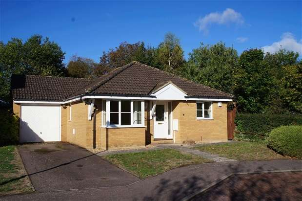 2 Bedrooms Detached Bungalow for sale in Francis Groves Close, Bedford