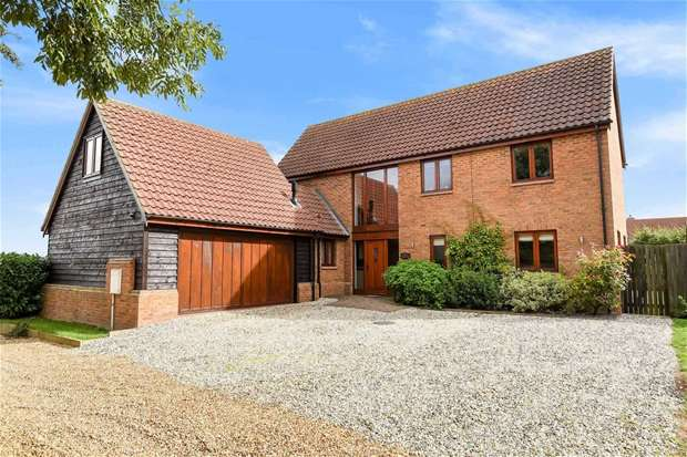 4 Bedrooms Detached House for sale in Colmworth Road, Little Staughton