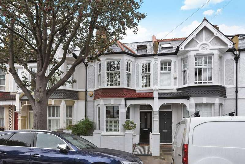 4 Bedrooms Terraced House for sale in Astonville Street, Southfields