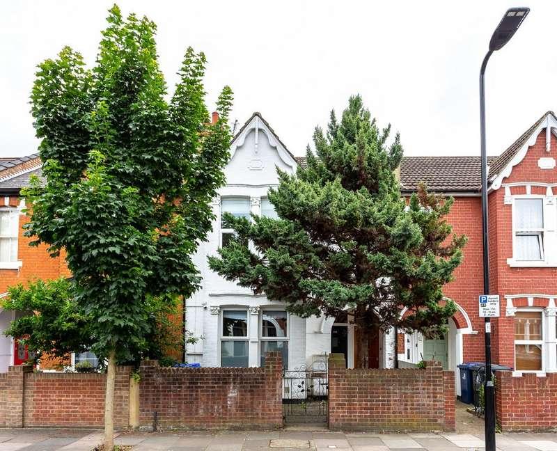 2 Bedrooms Apartment Flat for sale in Darwin Road, London
