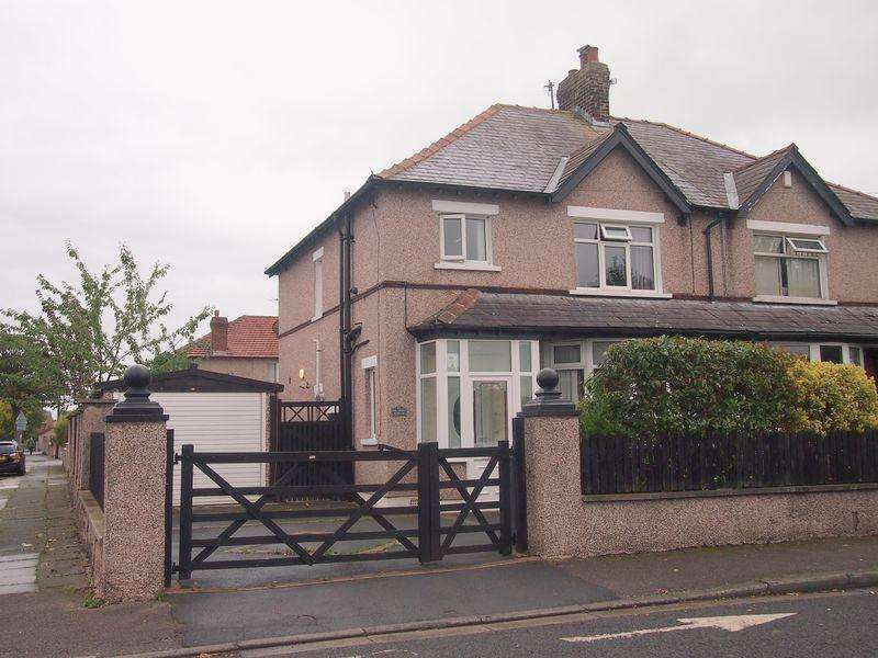 3 Bedrooms Semi Detached House for sale in Osborne Road, Morecambe