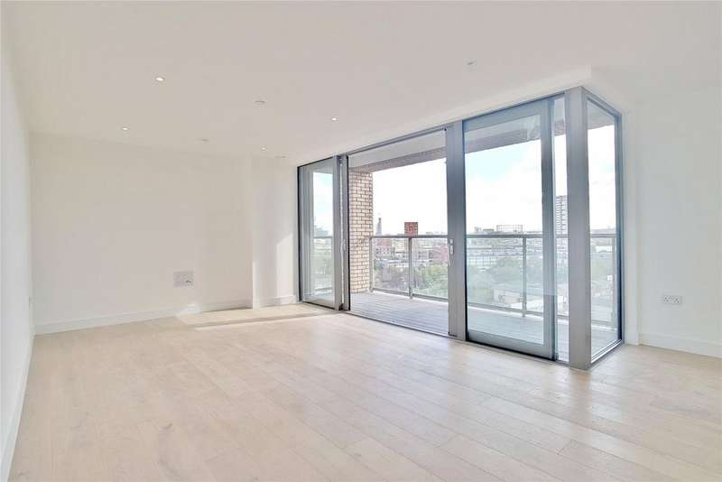 1 Bedroom Flat for sale in Liberty Building, East Ferry Road, London, E14