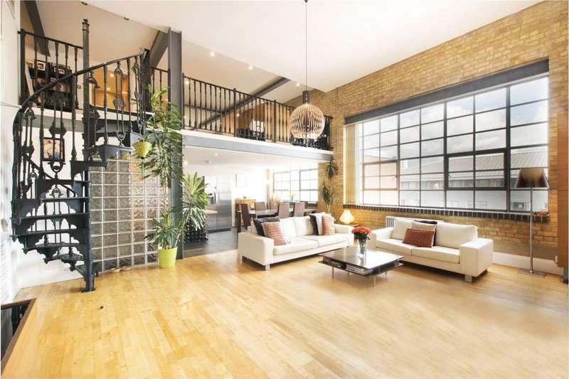 2 Bedrooms Flat for sale in Chocolate Studios, 7 Shepherdess Place, London, N1