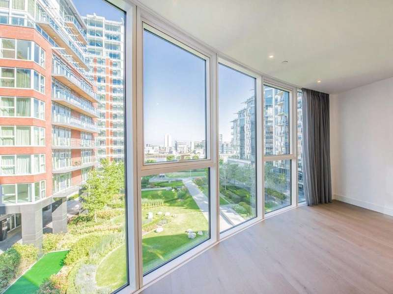 3 Bedrooms Apartment Flat for sale in Pinnacle, Battersea Reach
