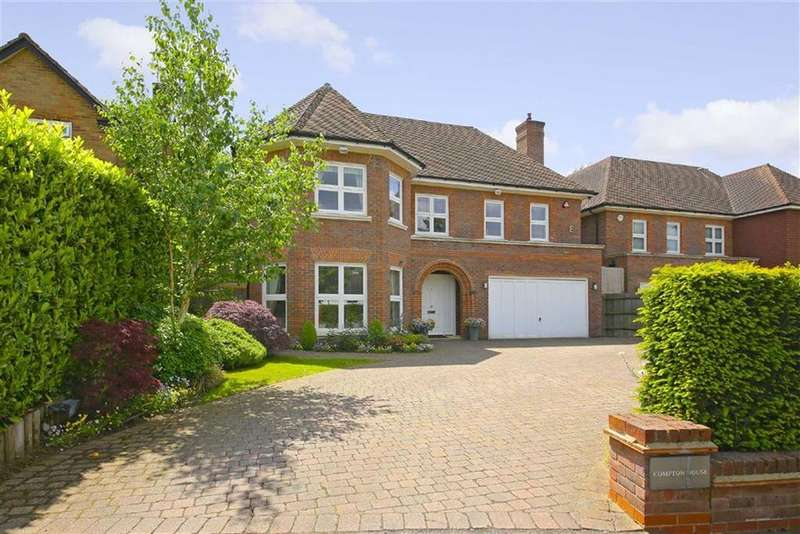 5 Bedrooms House for sale in Harmsworth Way, Totteridge