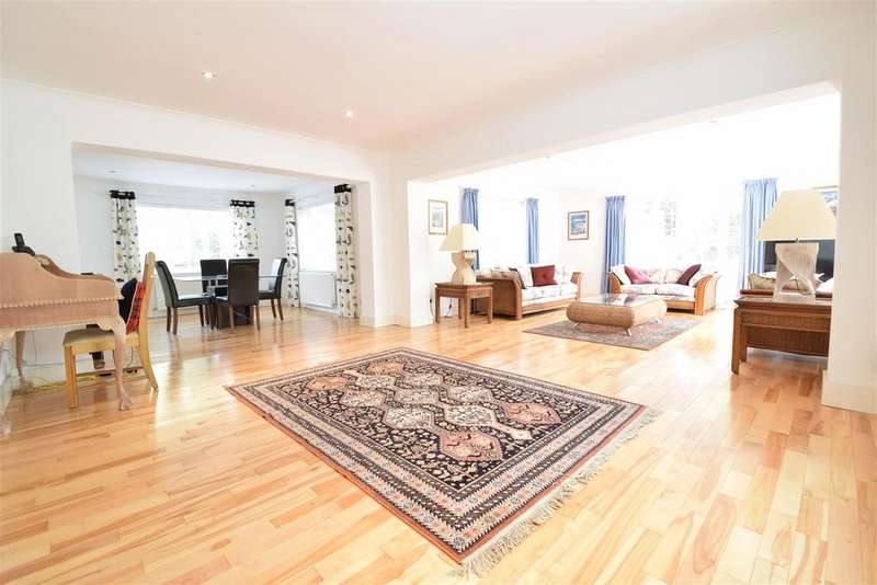 6 Bedrooms Detached House for sale in Darwell Close, St. Leonards-On-Sea