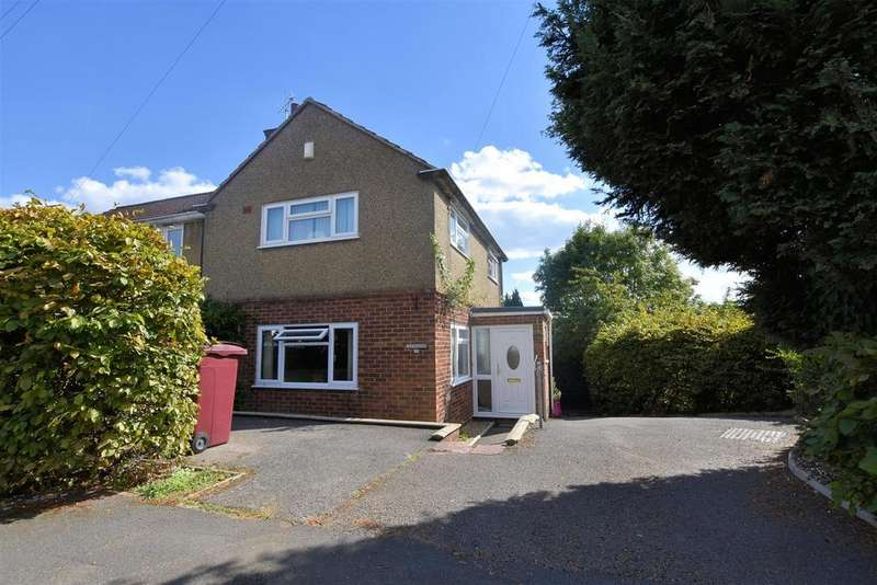 2 Bedrooms Semi Detached House for sale in Brockley Close, Tilehurst, Reading