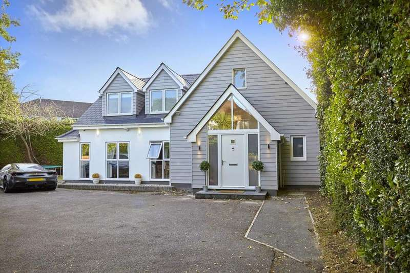 4 Bedrooms Detached House for sale in Cavendish Place, Bournemouth