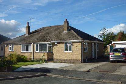 2 Bedrooms Bungalow for sale in Wildwood Grove, Paddington, Warrington, Cheshire