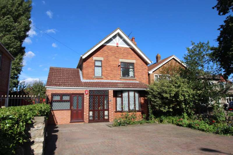 4 Bedrooms Detached House for sale in Boultham Park Road, Lincoln - GUIDE PRICE ?285,000 - ?295,000