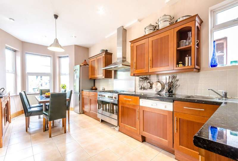 6 Bedrooms Semi Detached House for sale in Dollis Hill Lane, Dollis Hill, NW2