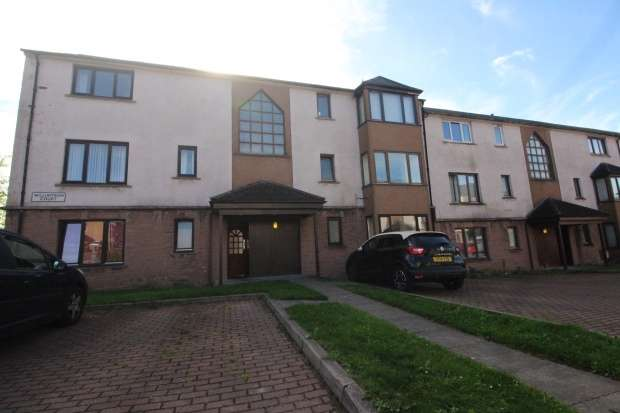 2 Bedrooms Flat for sale in Williamson Court, Arbroath, Angus, DD11 5EB