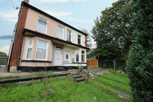 4 Bedrooms Semi Detached House for sale in Stockport Road, Manchester, Greater Manchester, M12 4GA