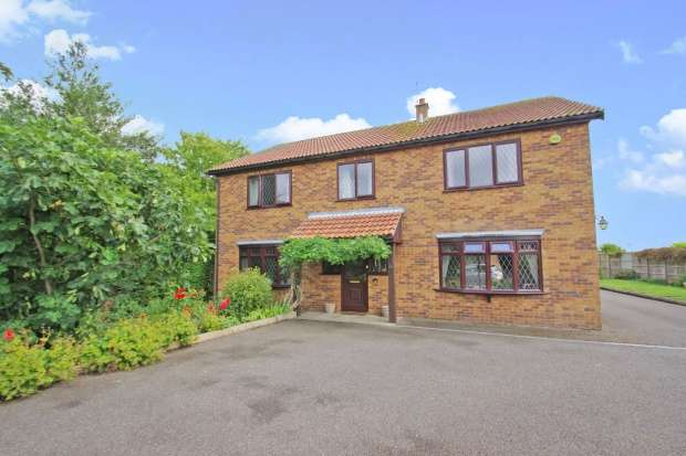 4 Bedrooms Detached House for sale in Backgate, Spalding, Lincolnshire, PE12 6AP