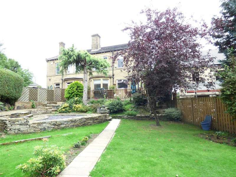 4 Bedrooms Semi Detached House for sale in Fagley Lane, Fagley, Bradford, BD2